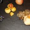 Paupiettes de poulet au foie gras & sa sauce aux morilles