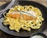 Pavés de poisson et sa sauce crème à la citronnelle