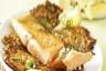 Pavés de saumon et galettes de pommes de terre