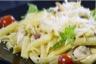 Penne crémés au poulet - One pot pasta