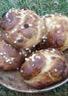 Perles des brioches au sirop d'agave