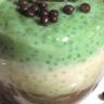 Perles du Japon pistache vanille et chocolat