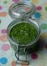 Pesto d'épinard à l'amande