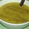 Petite soupe de pois cassé