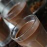 Petites crèmes au chocolat parfumées aux épices à speculoos (sans oeuf)