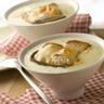 Petites soupes gratinées au camembert Le Rustique