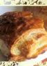 Petits pains feuilletés aux épinards et au saumon fumé