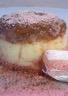 Petits palets à la mousse chocolat au lait crème citron et poudre de biscuits