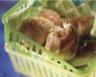 Petits pâtés à la morue et aux raisins