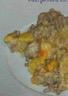 Poêlée de pommes de terre carottes et boeuf haché