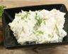 Poêlée de pommes de terre et courgettes à la crème