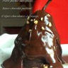 Poire Belle Hélène en habit chocolaté épicé
