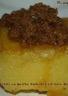 Polenta au fromage pesto de tomates et noix de cajou
