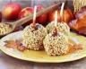 Pommes d'amour au caramel beurre-salé