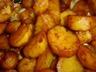 Pommes de terre caramélisées au sirop d'érable