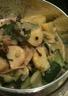 Pommes de terre et courgettes au lait de coco épicé