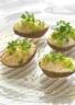 Pommes de terre farcies au Carré Frais Bio d'Elle & Vire