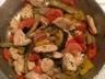 Poulet au wok aux légumes du soleil