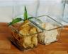 Poulet aux pousses de bambou gingembre et lait de coco