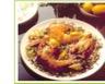 Poulet mariné au citron et à l'orange