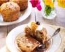 Pudding fondant à la crême et aux noix (sticky toffee pudding)