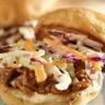 Pulled pork Burger ou burger au porc effiloché