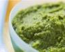 Purée de brocolis et épinards