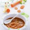 Purée de carottes à l'orange et cumin à partir de 6 mois