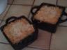 Purée de patates douces au lait de coco gratinée