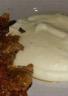 Purée de pommes de terre au fromage ail et fines herbes