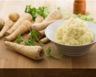 Purée de pommes de terre au panais
