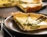 Quiche au jambon fromage frais et asperges