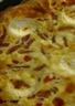 Quiche de jambon au fromage de chèvre