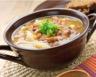 Ragoût de pommes de terre au poulet haricots blancs et chorizo