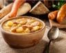 Ragout de pommes de terre et saucisses de porc