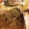 Ramequin de brocolis au chèvre