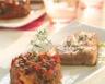 Ratatouille Provençale et son mi-cuit de thon