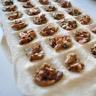 Raviolis farcis girolles et jambon de Parme