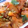 Recette indienne Légumes aux épices