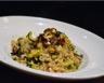 Risotto aux asperges champignons et jambon sec