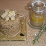 Risotto aux cèpes sauce au foie gras