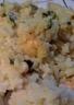 Risotto aux courgettes et crevettes safranées