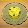 Risotto aux courgettes parmesan et curcuma