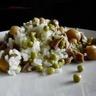 Risotto aux petits pois champignons et au poulet... à la cocotte minute