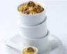 Risotto de velouté de Homard et petits cêpes bouchons