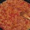 Risotto en mode hispanique (risotto au chorizo)