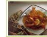 Risotto safrané de volaille aux crevettes