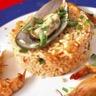 Riz à l'espagnole aux fruits de mer