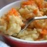 Riz au lait au thé vanille et carottes confites