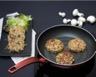 Rösti de pommes de terre aux champignons